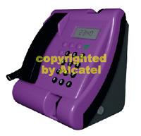 3d solid teletup mensajes purple