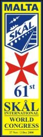 Banner skal 61st world congress