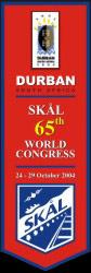 Banner skal 65th world congress