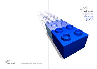 Book incisive website design open