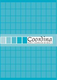 Brochure folder coordina