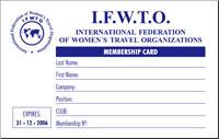 Card ifwto member