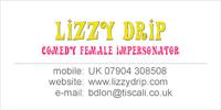 Card lizzy drip