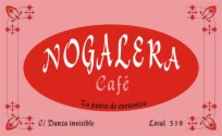 Card nogalera cafe