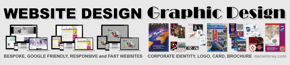 Danielmrey banner website and graphic design grey