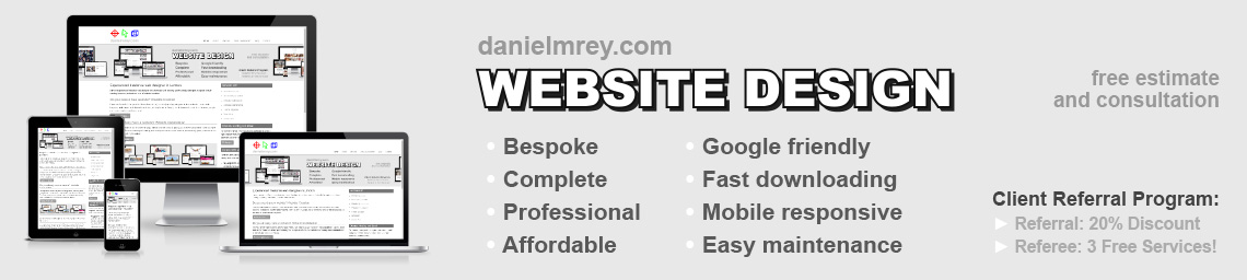 Danielmrey banner website design banner grey