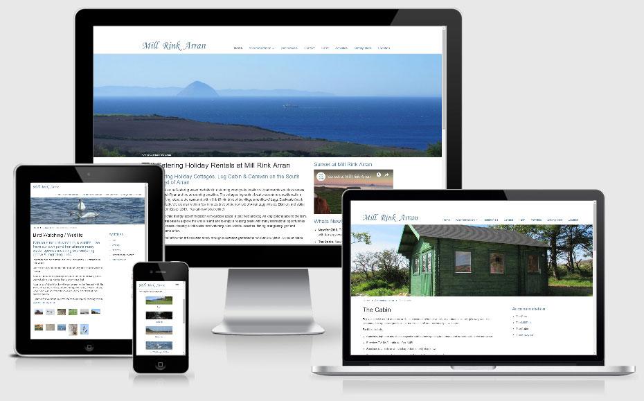 Desktop mobile mill rink arran