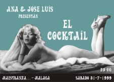 Flyer el cocktail