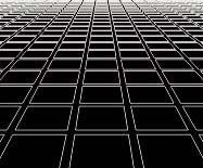 Graphic programming floor black
