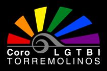Logo Coro LGTBI Torremolinos black
