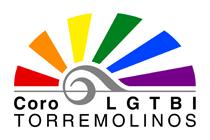 Logo Coro LGTBI Torremolinos white