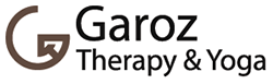 Logo Garoz therapy and yoga