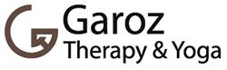 Logo Garoz therapy and yoga
