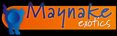 Logo Maynake Exotics