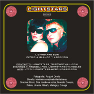 Music cover lightstars demo back