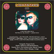 Music cover lightstars demo back