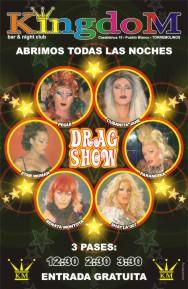 Poster kingdom drag show