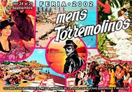 Poster mens feria 2002
