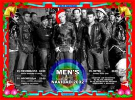Poster mens navidad 2002